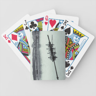 Sports 2 bicycle playing cards