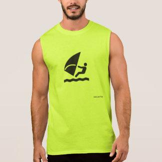 Sports 34 sleeveless tee