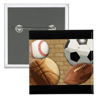 Sports Al-Star, Basketball/Soccer/Football Button