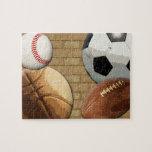 Sports Al-Star, Basketball/Soccer/Football Puzzles