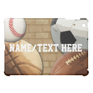 Sports All-Star, Basketball/Soccer/Football Cover For The iPad Mini