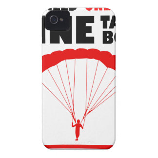 sports and skydive, Mine takes both iPhone 4 Cover