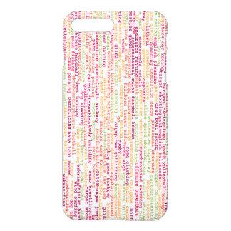 Sports Background iPhone 8 Plus/7 Plus Case