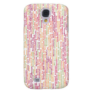 Sports Background Samsung Galaxy S4 Cover