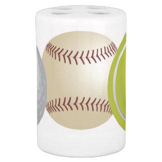 Sports Balls Bath Set