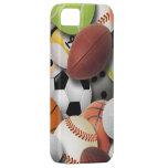 Sports Balls Collage iPhone 5 Case