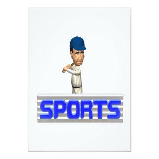 Sports Baseball Card