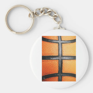 Sports baseball close up texture Circle Youth Ener Basic Round Button Keychain