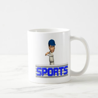 Sports Baseball Coffee Mug
