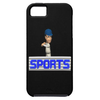 Sports Baseball iPhone SE/5/5s Case