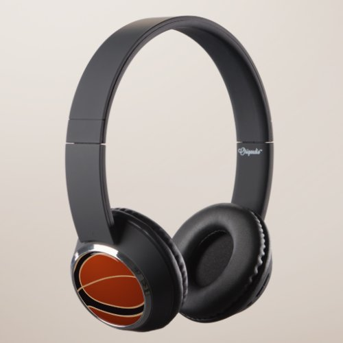 Sports Basketball Baseball Bluetooth Headphones