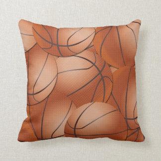 Sports Basketball Theme Pillows