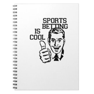 Sports Betting is Cool!!  Degenerate Products Notebook