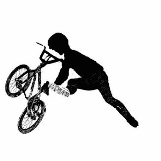 Sports Bike Bmx Team Game City Dad Boy Fun Destiny Cutout