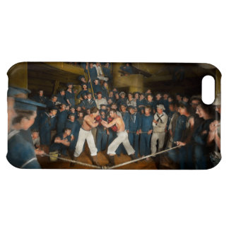 Sports - Boxing - The Second round 1896 Cover For iPhone 5C