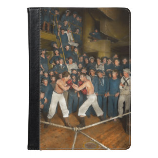 Sports - Boxing - The Second round 1896 iPad Air Case