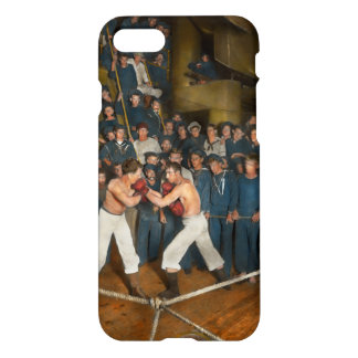 Sports - Boxing - The Second round 1896 iPhone 8/7 Case