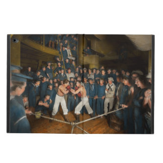 Sports - Boxing - The Second round 1896 Powis iPad Air 2 Case