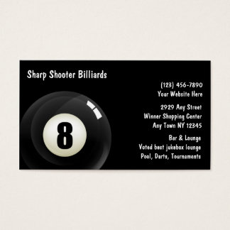 Sports Business Cards