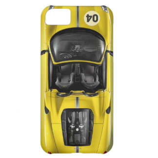 Sports Car 04 Case For iPhone 5C
