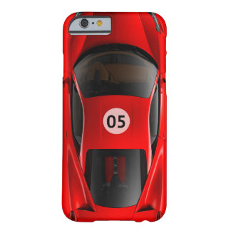 Sports Car 05 Barely There iPhone 6 Case