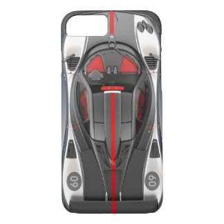 Sports Car 09 iPhone 8/7 Case