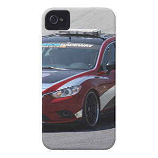 Sports Car Auto Racing iPhone 4 Cover