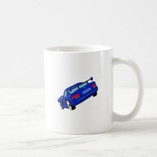 Sports Car Coffee Mug