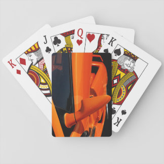 Sports Car Deck Of Cards