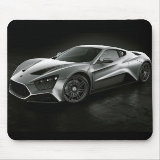 Sports Car Mouse Pad
