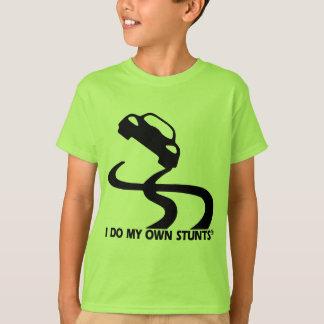 Sports Car My Own Stunts T-Shirt