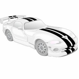 Sports Car Photo Cutouts