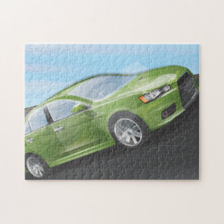 Sports Car Puzzle