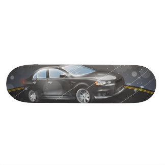 Sports Car Skateboard