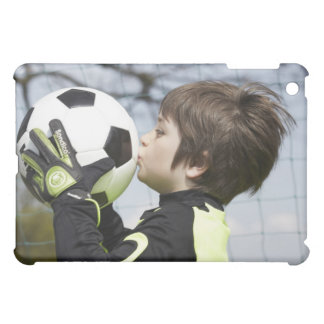Sports, Children,Football iPad Mini Cover