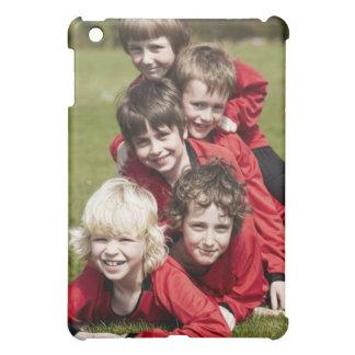 Sports, Children, Football iPad Mini Covers
