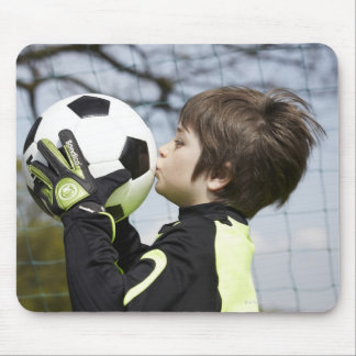 Sports, Children,Football Mouse Pad