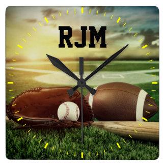 Sports Clock - SRF