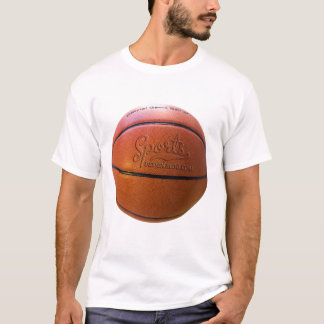 Sports Design Blog Basketball T-shirt