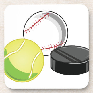 Sports Equipment Drink Coaster
