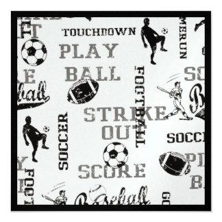 Sports Extravaganza 1 Card