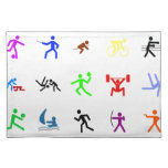 Sports Extreme Place Mats