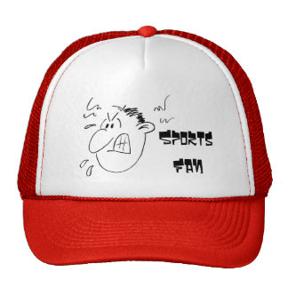 Sports Fan Trucker Hat