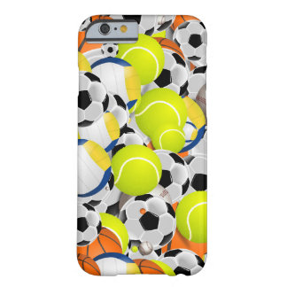 Sports Fanatic Digital Art Phone Case