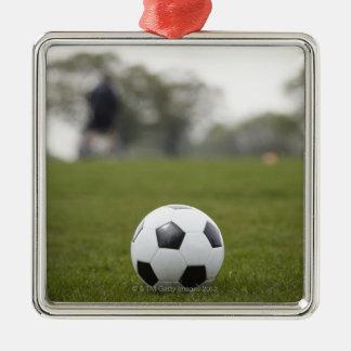 Sports, Football 2 Metal Ornament