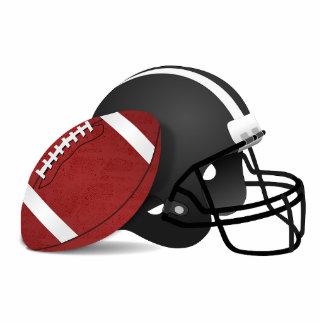 Sports Game Team Ball Football Statuette