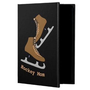 Sports Hockey Mom Ice Skates iPad Air 2 Case