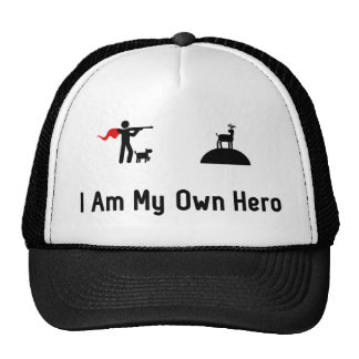 Sports Hunting Hero Trucker Hat