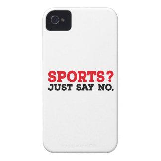 sports iPhone 4 case