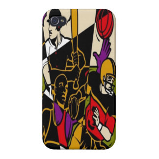 Sports - iPhone 4 Case
